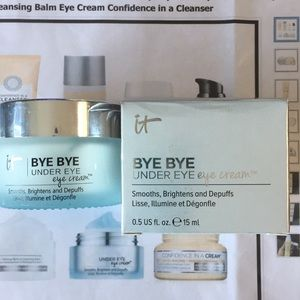 Bye Bye UNDER EYE CREAM